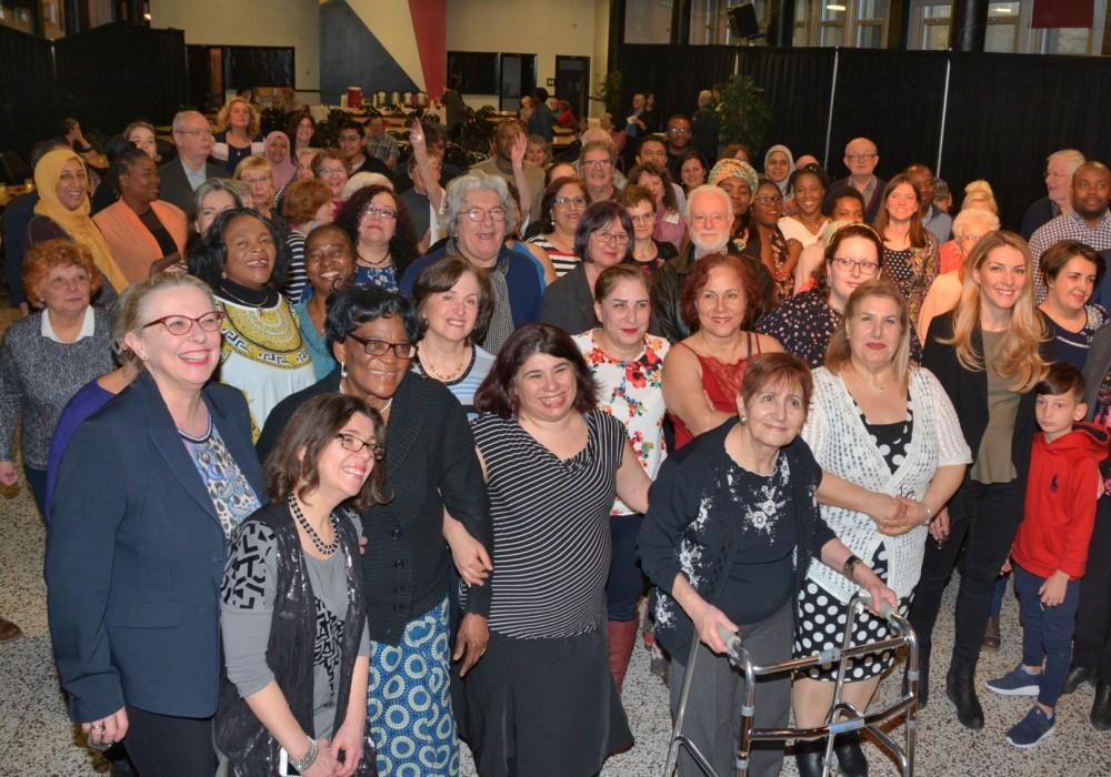 Fête collective des bénévoles de Bordeaux-Cartierville